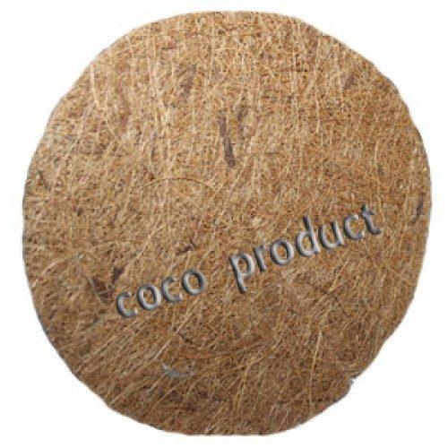 Приствольный диск из кокосового волокна d=36 см