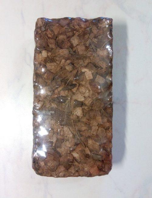 Кокосовые чипсы в брикете, 500 г