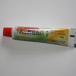 Детская аюрведическая зубная паста KEKULU