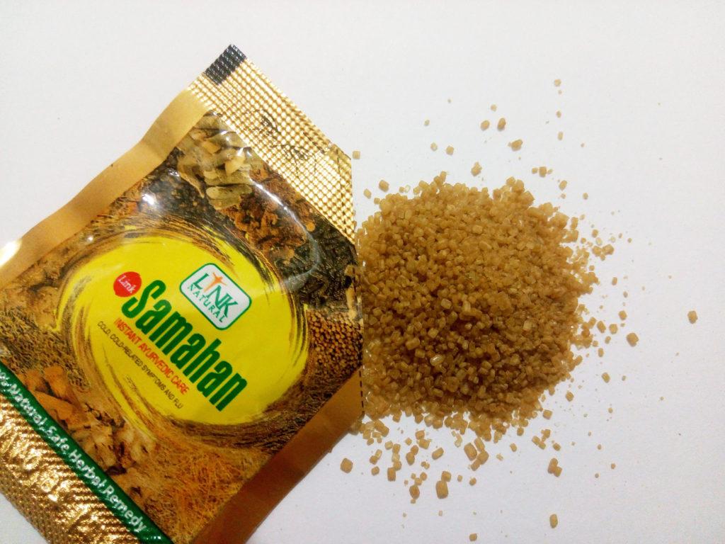 Травяной чай Самахан (Samahan)