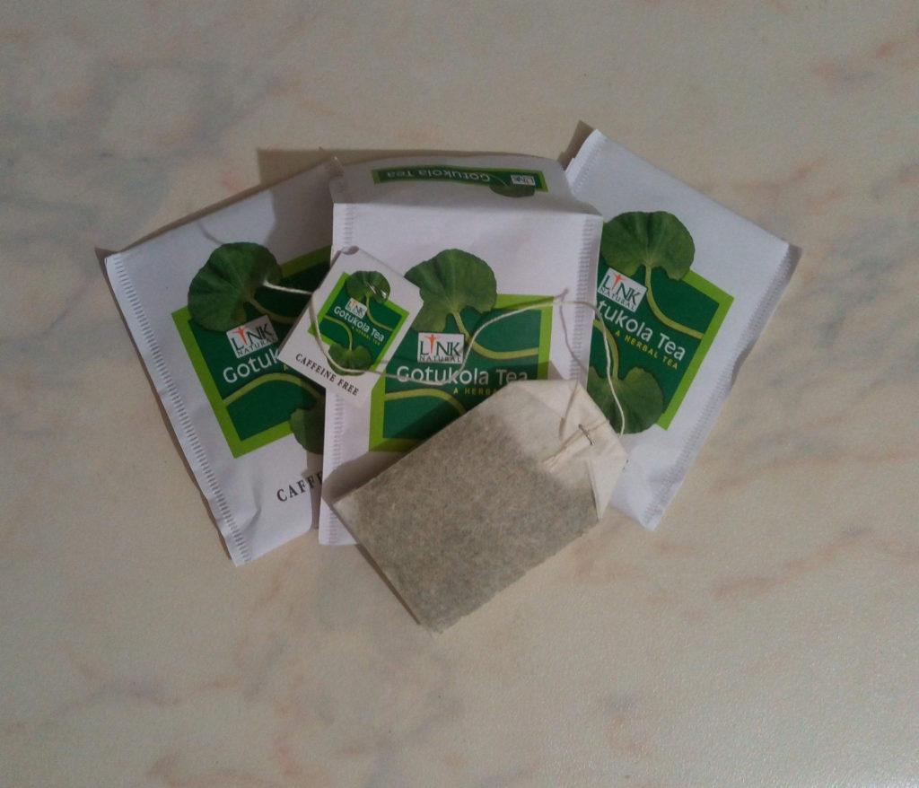 Чай Готукола jn LinkNatural из Шри-ланки
