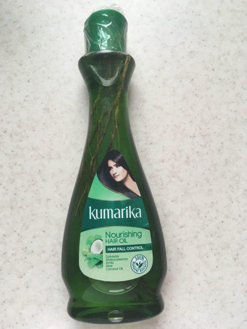 кокосовое масло для волос Kumarika