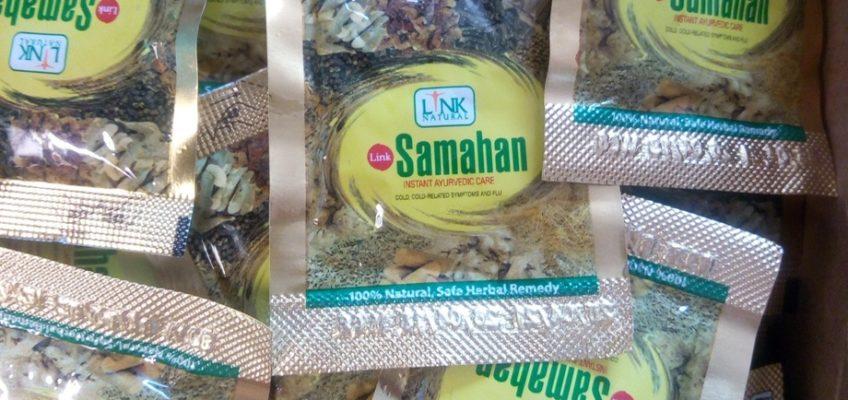 Самахан (Samahan)средство против простуды