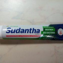 Зубная паста Суданта из Шри-Ланки