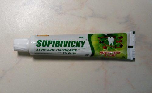 Зубная паста SUPIRIVICKY MILD (Супиривики Милд)
