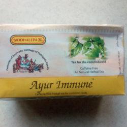 Травяной чай Ayur Immune