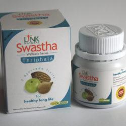 аюрведическое средство triphala swastha