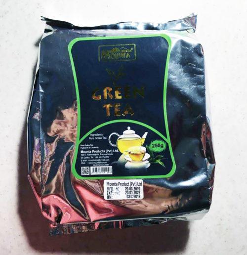 Чай зеленый Mounta 250 г