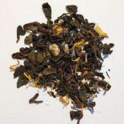 Зеленый чай Limroti с клубникой и киви