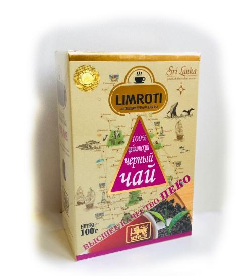 Цейлонский чай Limroti PEKOE