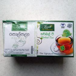 Травяной чай Пол-Пала